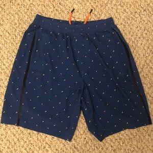Lululemon 9 in. shorts